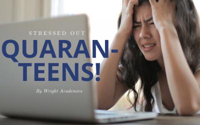 Stressed Out Quaran-Teens!