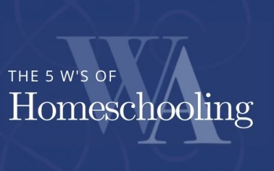 5 W's of Homeschooling