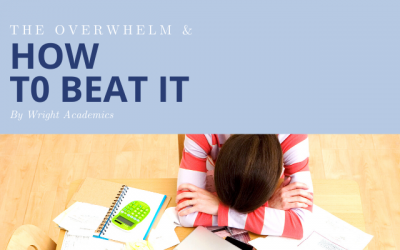 The Overwhelm & How to Beat It
