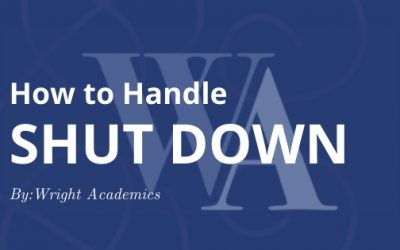 How to Handle Shut Down